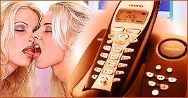 Lesben-Telefonsex